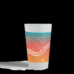 Gobelet CUP 25 - Arc En Ciel