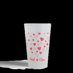 Gobelet CUP 25 - Coeur