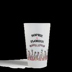 Gobelet CUP 25 - Jungle Flower 2