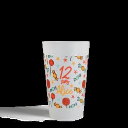 Gobelets CUP 25 - Bonbons