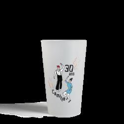 Gobelets CUP 25 - Danseurs