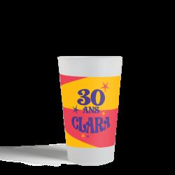 Gobelets CUP 25 - Like A Star