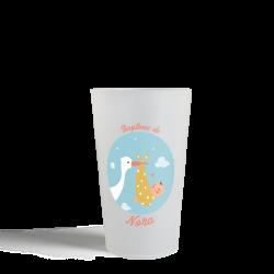 Gobelets CUP 25 - Cigogne