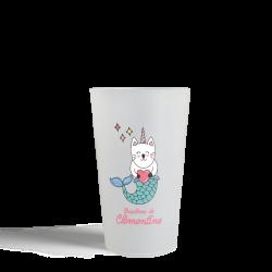 Gobelets CUP 25 - Sirène